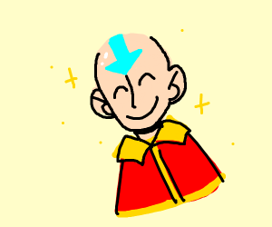 Avatar the last airbender (i forget his name)