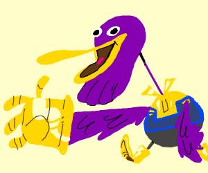 Thanos Duck