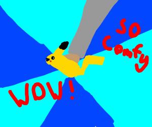 Pikachu slippers infomercial