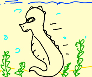 Seahorse Traveling