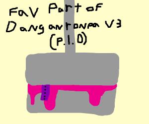 favorite part of Danganronpa V3 (P I O) - Drawception