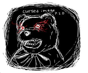 Cursed Image PIO
