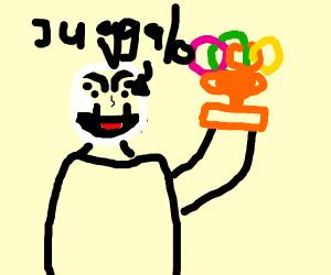 juggalo winning the olympics