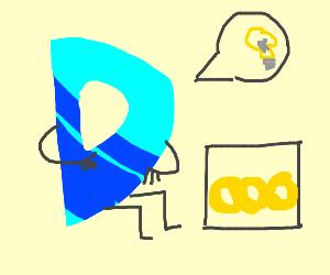 Drawception noticing a Jojo's reference