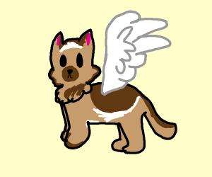 Angel German Shepherd
