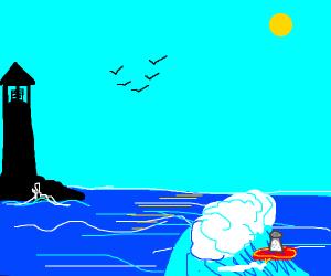 saltshaker surfing