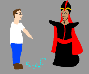 this is all your fault Jafar