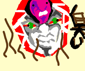 King crimson is constipated