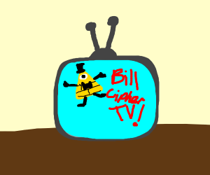 Bill Cipher's TV Channel