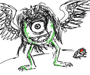 Mike Wazowski as Kars