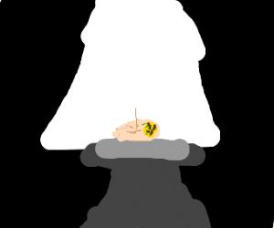 a burrito