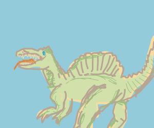 Silly Spinosaurus