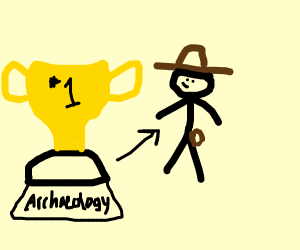 The Best Archaeologist