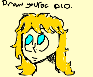 Draw your OC P.I.O
