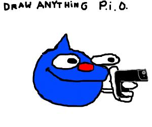 thanos bean draw anything pio