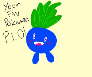 Fav pokémon PIO (Mine's probably Drillber)