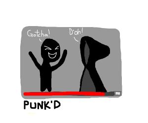 Black Man pranks the hood- on youtube