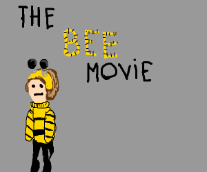 Live action Bee Movie remake