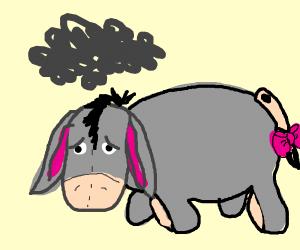 Gloomy Eeyore