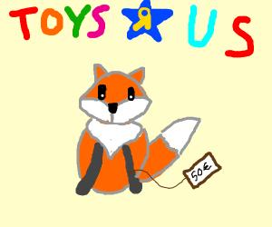 Fox Toy