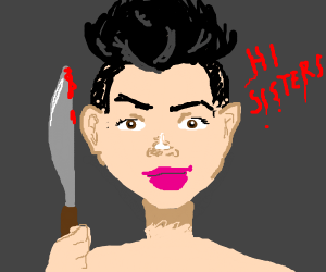 James Charles wants to murder