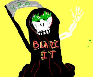 Reaper's job is dank