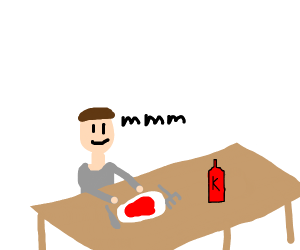 Mmm... Ketchup
