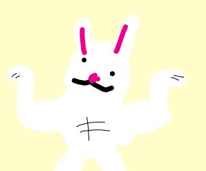 B U F F Bunny