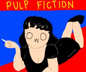 derpy owo pulp fiction