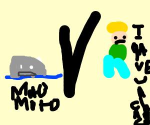 Shaggy vs Moto Moto