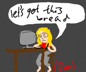 artist bread