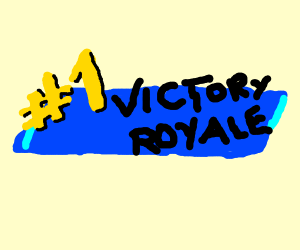 Getting the Victory Royale!!!!