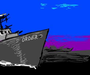 order destroyer