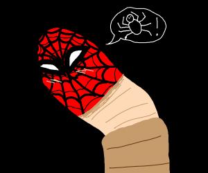 Spider-worm