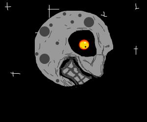 Moon from Majora's mask