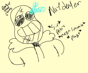 Nutdealer (undertale parody)