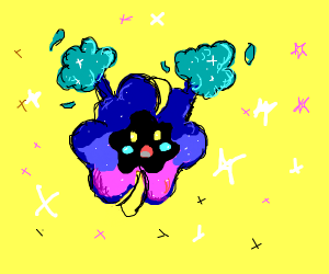 Cosmog by the stars