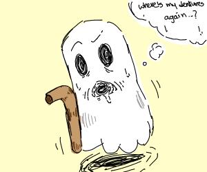 Elderly Ghoul