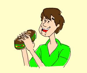 delicious shaggy