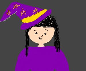 Wizard lady