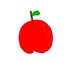 Apple. Just one Apple. Nothing else.