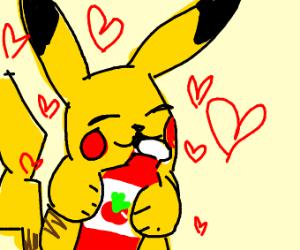 weirdest relationship in pokemon...