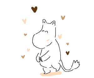 Moomin in Love