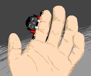 hand vampire
