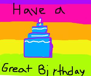 Happy Birthday, Joshi!