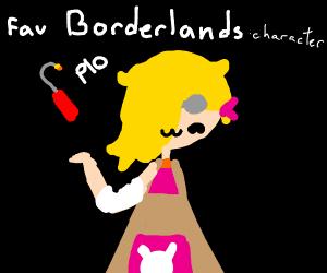 Favorite borderlands character pio
