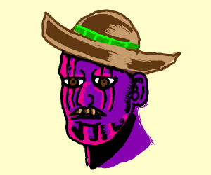 Mexican Thanos