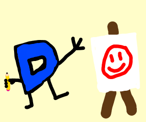 drawseption D is painting