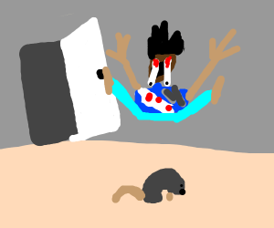 OH SH-T, A RAT!! (meme)