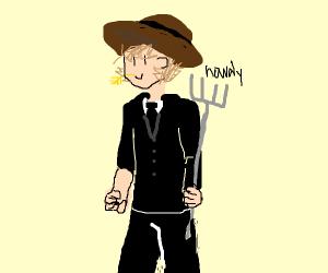 Classy Farmer
